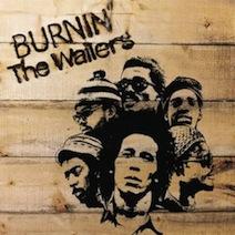 1973 - Burnin' (Island/Tuff Gong)
